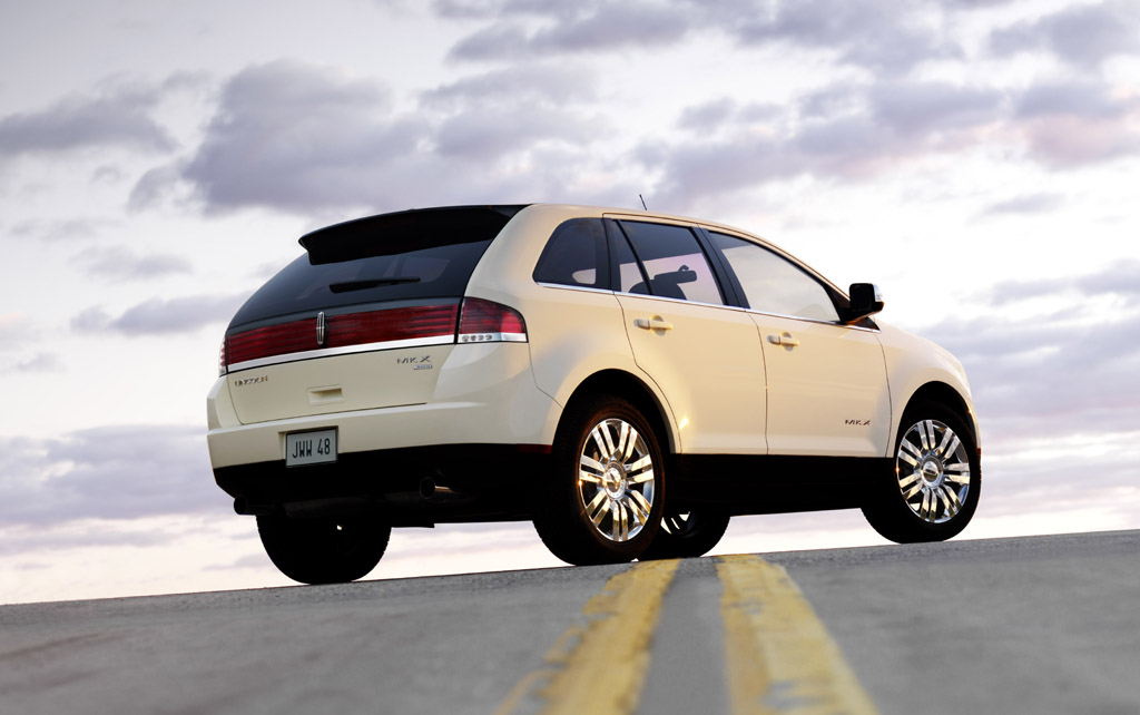 2007 Lincoln MKX Review Ratings Specs Prices And Photos