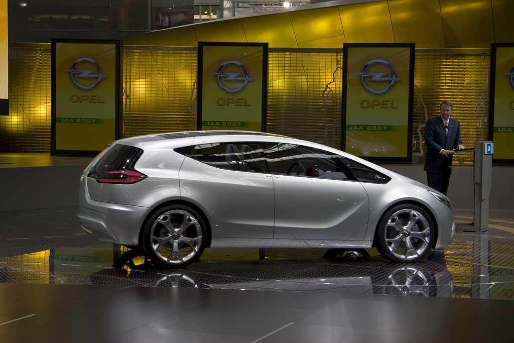 2007 Opel Flextreme Concept