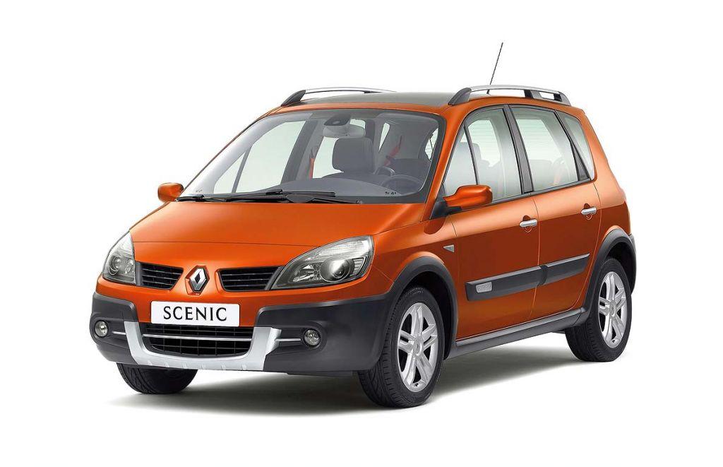 2007 Renault Megane Scenic Conquest