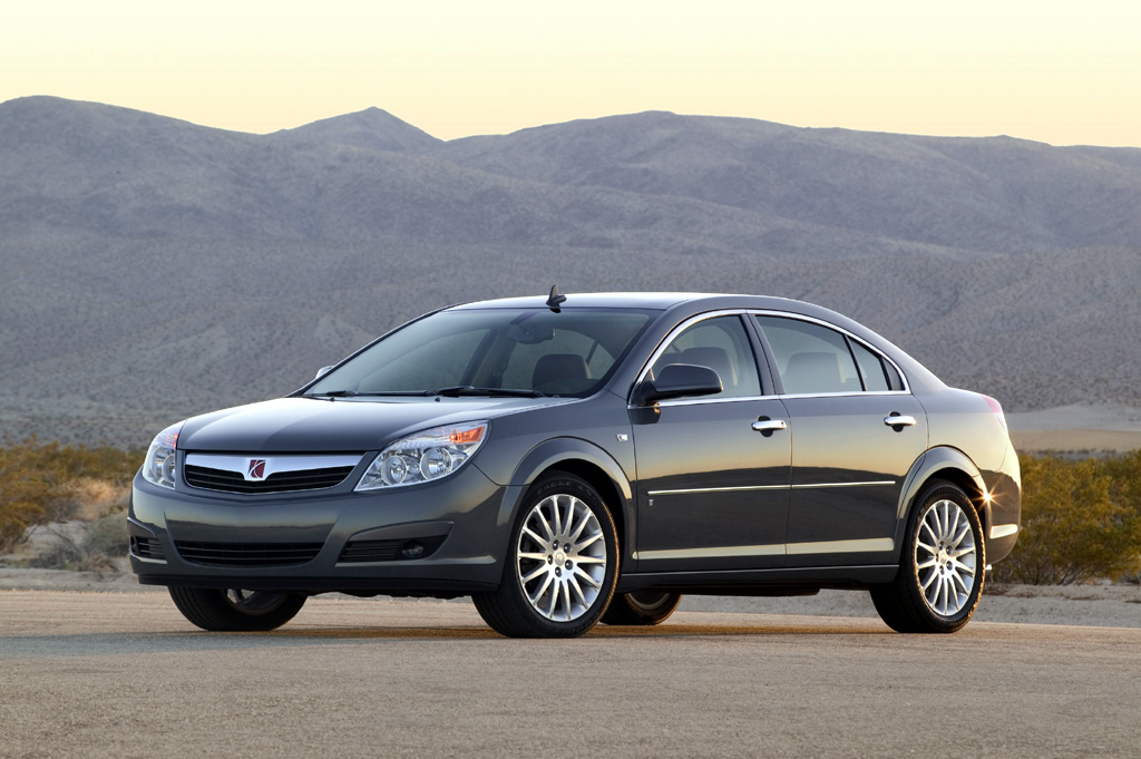 Saturn Aura Review Car And Driver