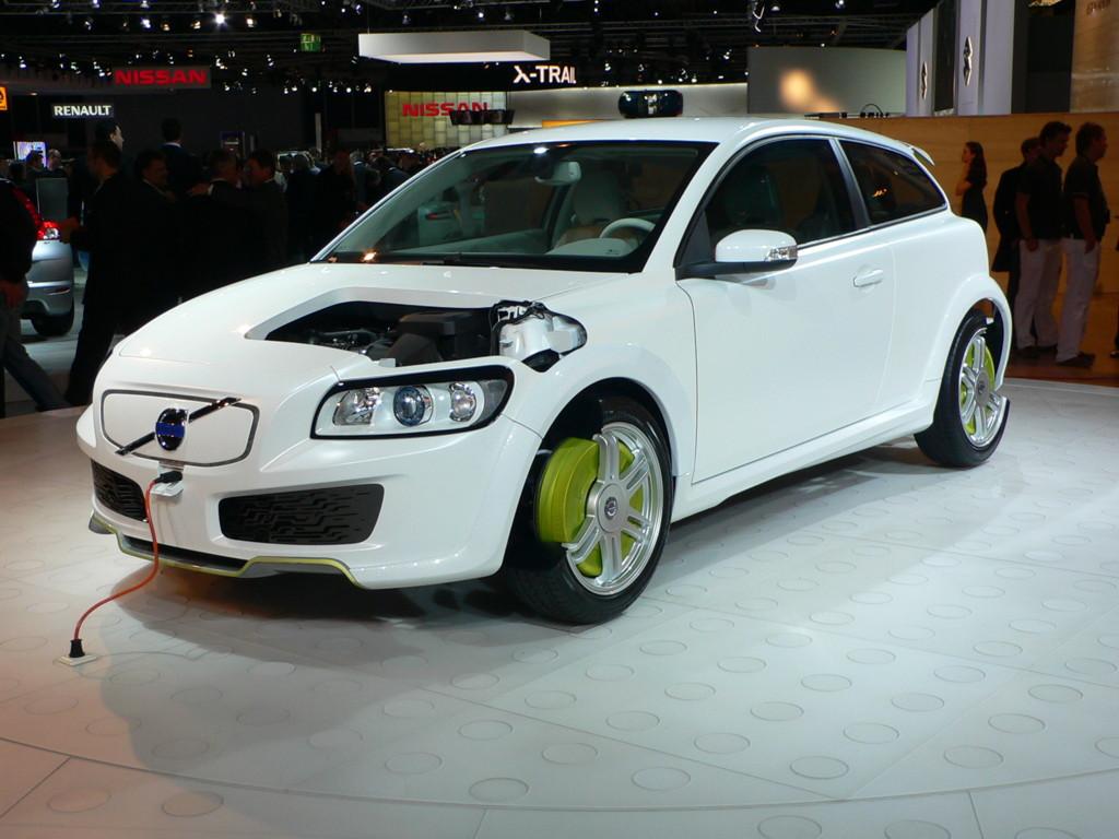 2007 Volvo ReCharge Concept