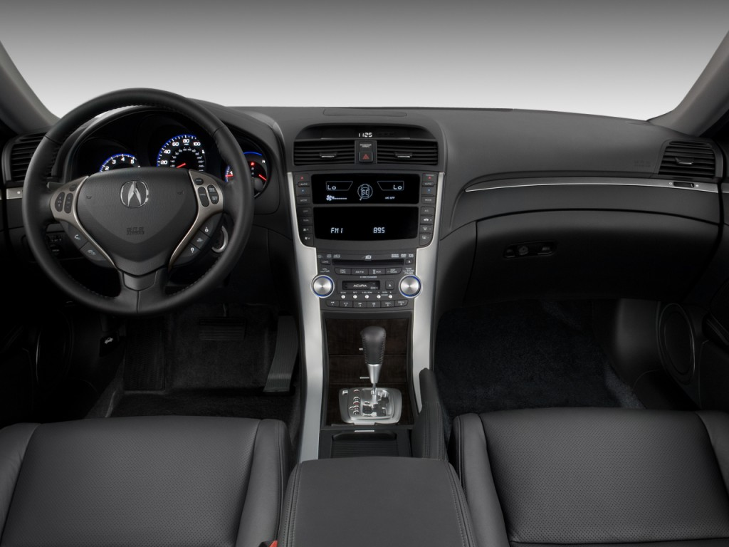 image 2008 acura tl 4 door sedan auto dashboard size 1024 x 768 type gif posted on. Black Bedroom Furniture Sets. Home Design Ideas