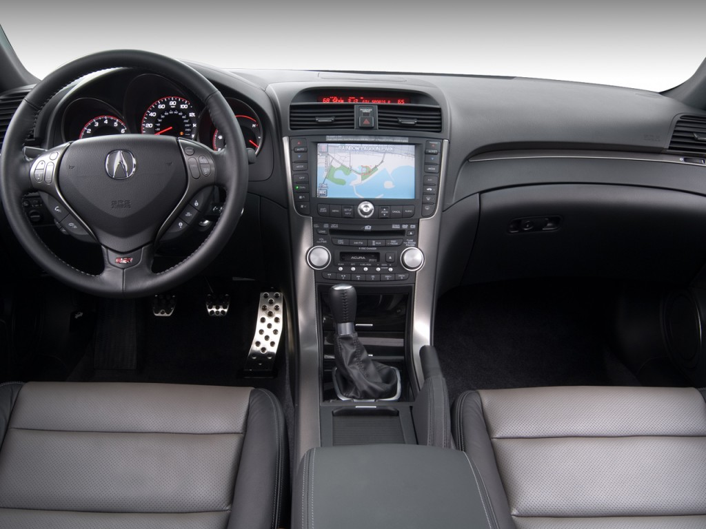 2008 Acura Tl For Sale >> Image: 2008 Acura TL 4-door Sedan Man Type-S Dashboard, size: 1024 x 768, type: gif, posted on ...