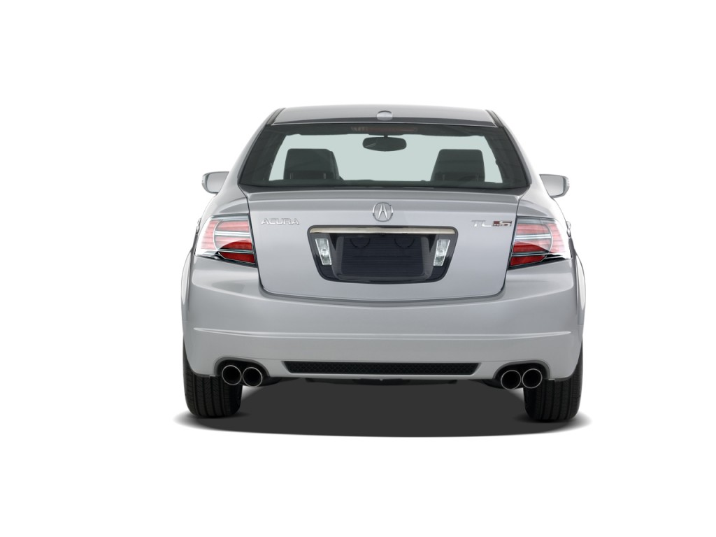image 2008 acura tl 4 door sedan man type s rear exterior view size 1024 x 768 type gif. Black Bedroom Furniture Sets. Home Design Ideas