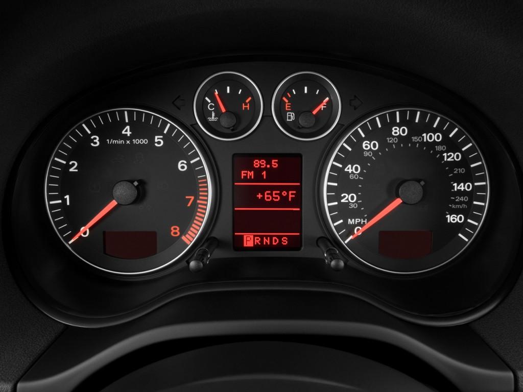 Image: 2008 Audi A3 4-door HB Auto DSG FrontTrak ...