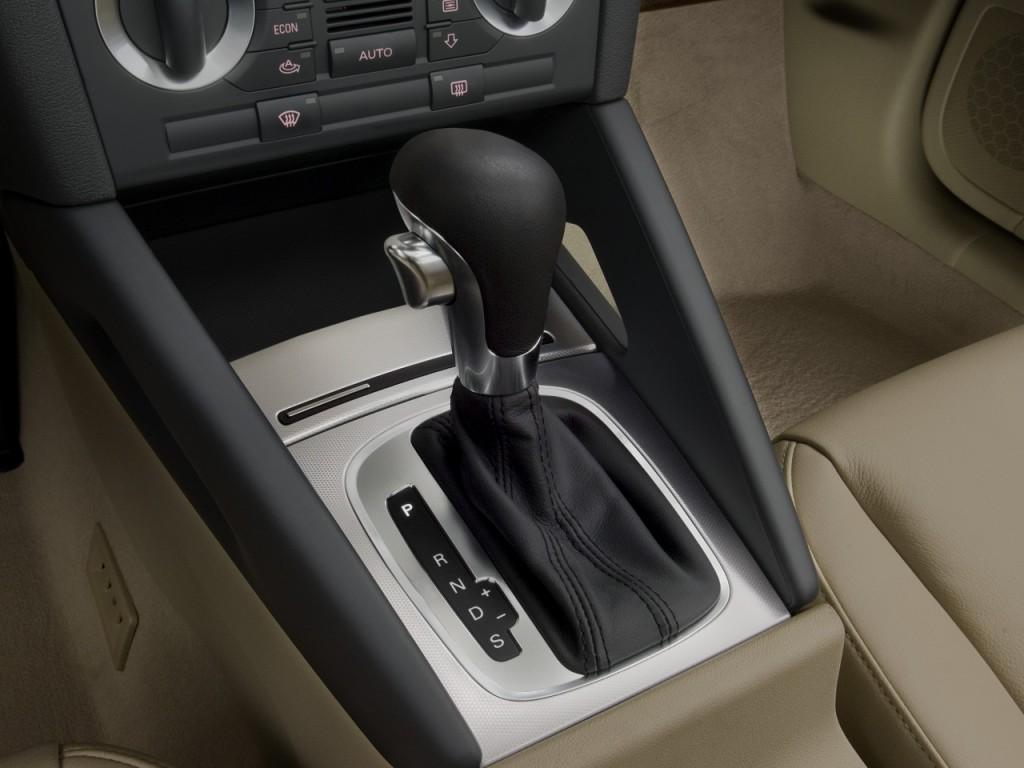 Image Audi A Door HB Auto DSG FrontTrak Ltd Avail Gear - Audi car gear