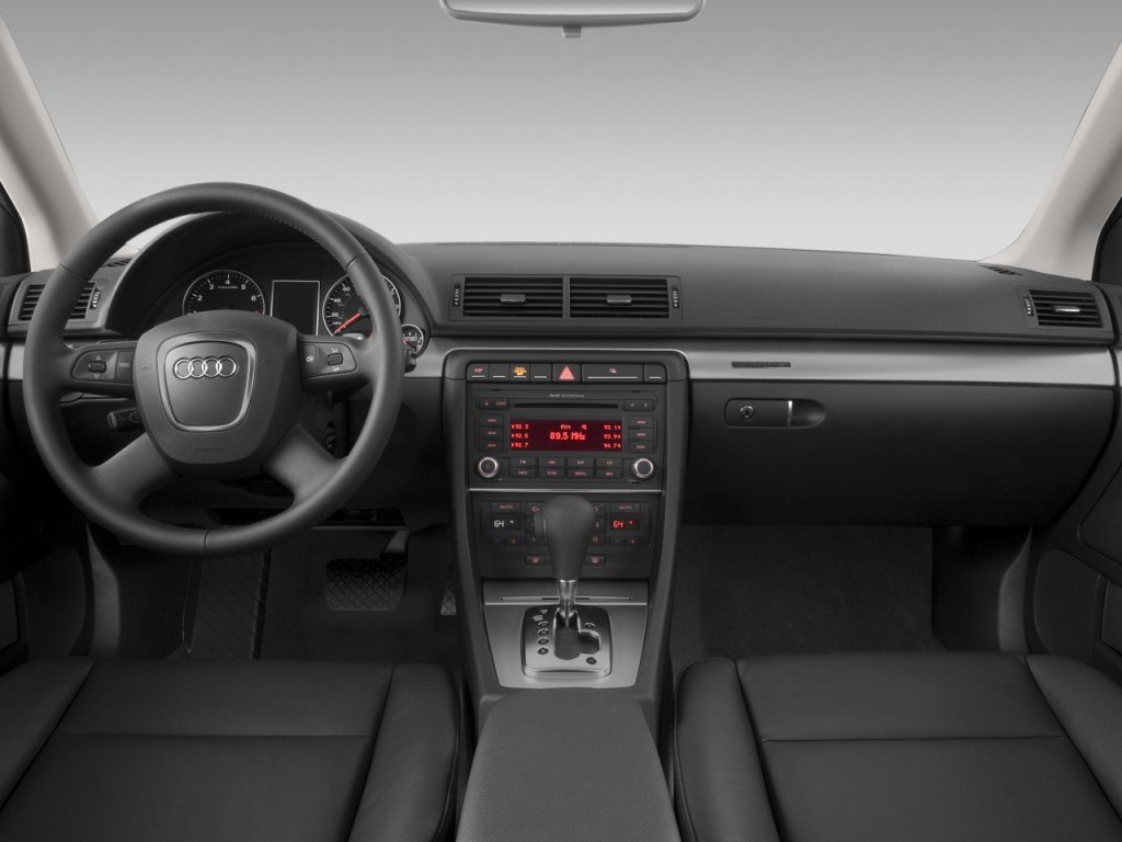 image 2008 audi a4 5dr wagon auto 2 0t quattro dashboard size 1024 x 768 type gif posted. Black Bedroom Furniture Sets. Home Design Ideas