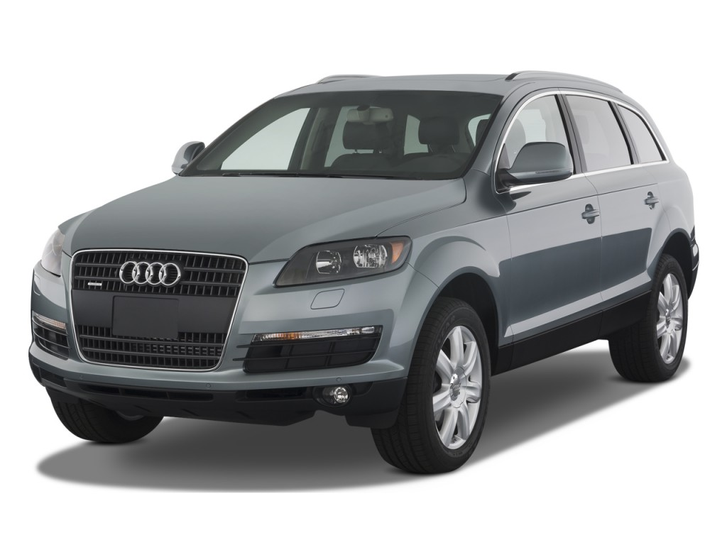 2008 audi q7 reviews