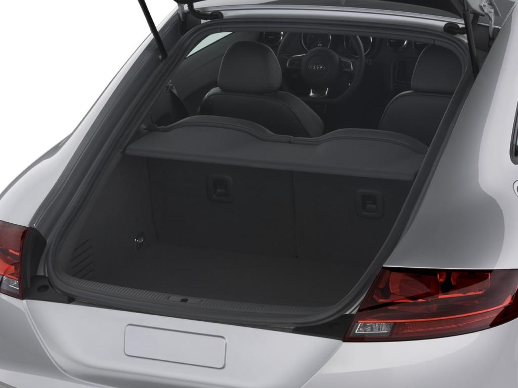Image 2008 Audi Tt 2 Door Coupe Auto 3 2l Quattro Trunk