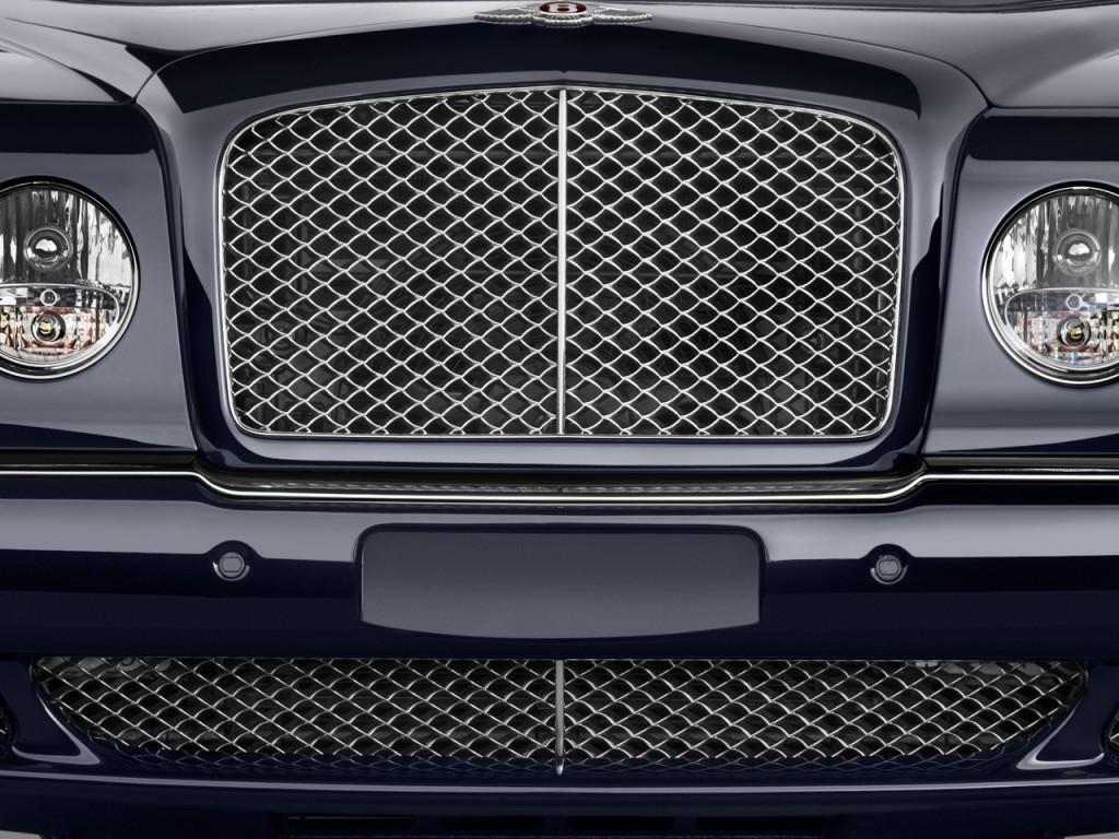 Image: 2008 Bentley Arnage 4-door Sedan R Grille, size: 1024 x 768, type: gif, posted on ...