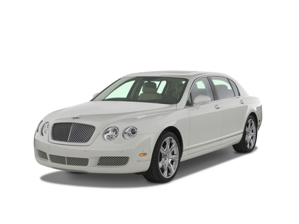 2008 Bentley Continental Flying Spur Review Ratings Specs Prices and Photos - The Car Connection  sc 1 st  The Car Connection & 2008 Bentley Continental Flying Spur Review Ratings Specs Prices ...