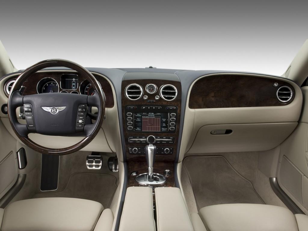 image  bentley continental flying spur  door sedan dashboard size    type gif