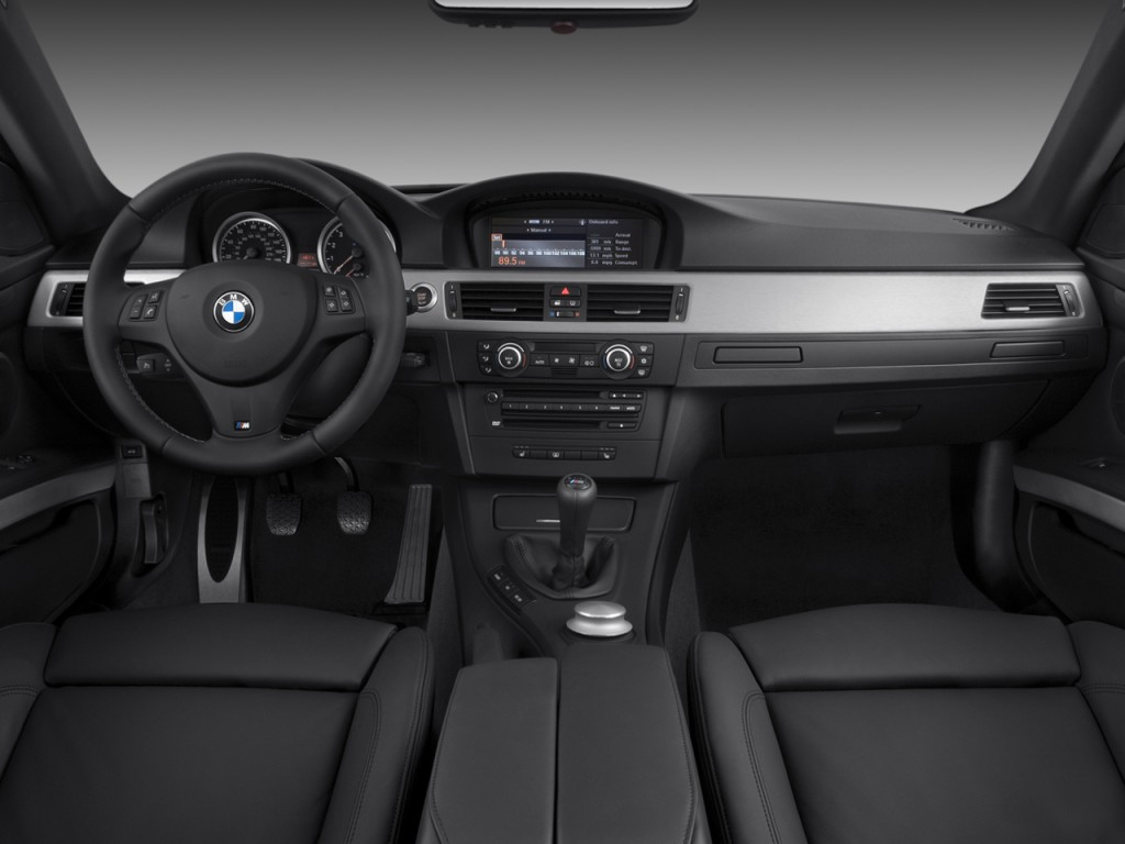 Image: 2008 BMW 3-Series 2-door Coupe M3 Dashboard, size ...