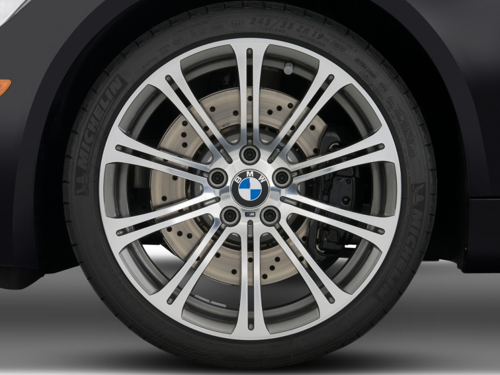 Image: 2008 BMW 3-Series 2-door Coupe M3 Wheel Cap, size ...