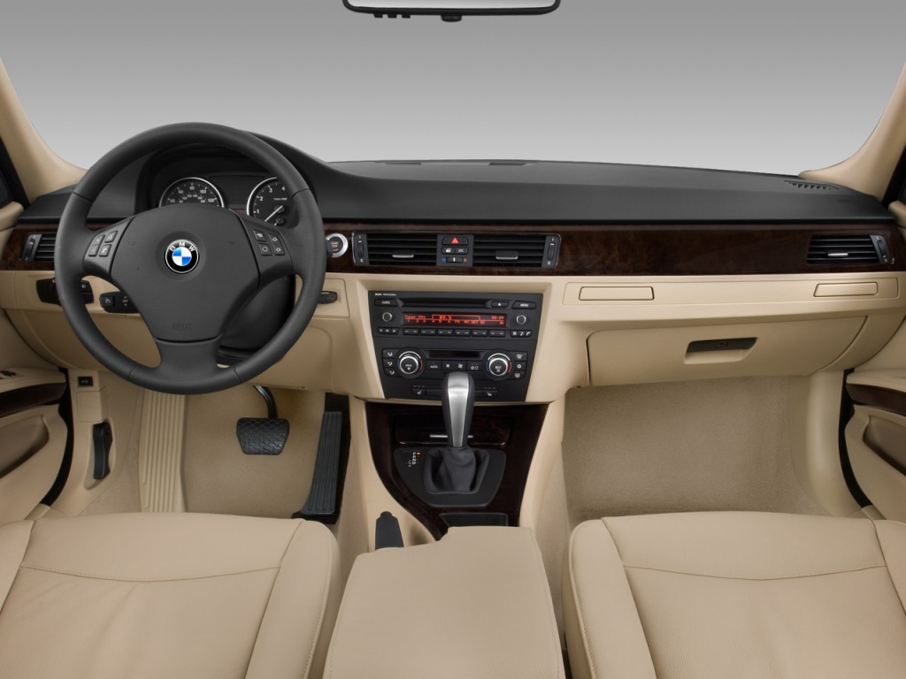 Image 2008 Bmw 3 Series 4 Door Sedan 328i Rwd Dashboard