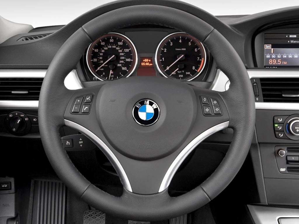 Image 2008 Bmw 3 Series 4 Door Sedan 335i Rwd Steering