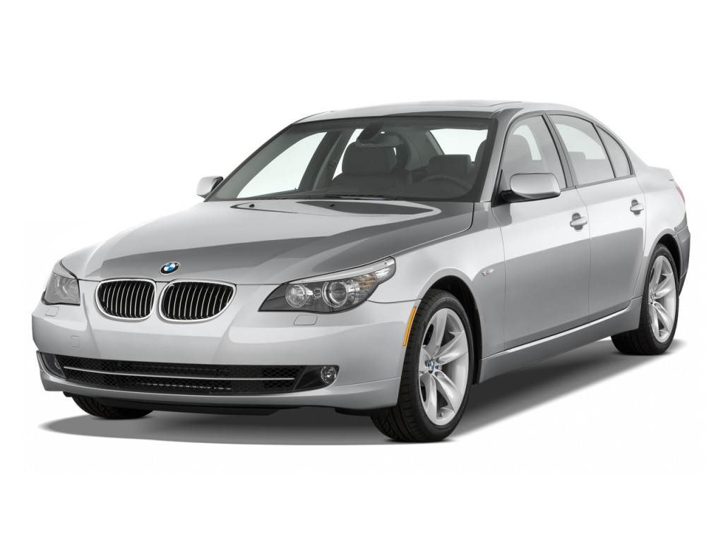 2008 Bmw 5 Series Review Ratings Specs Prices And Photos The