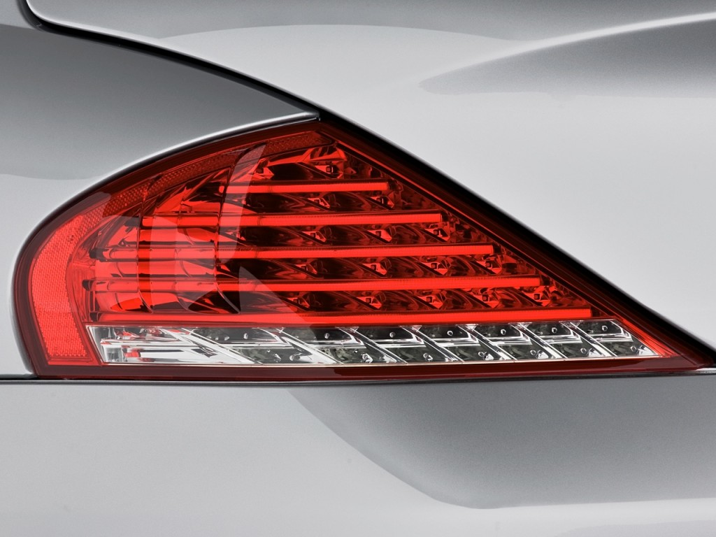 Image 2008 Bmw 6 Series 2 Door Coupe 650i Tail Light