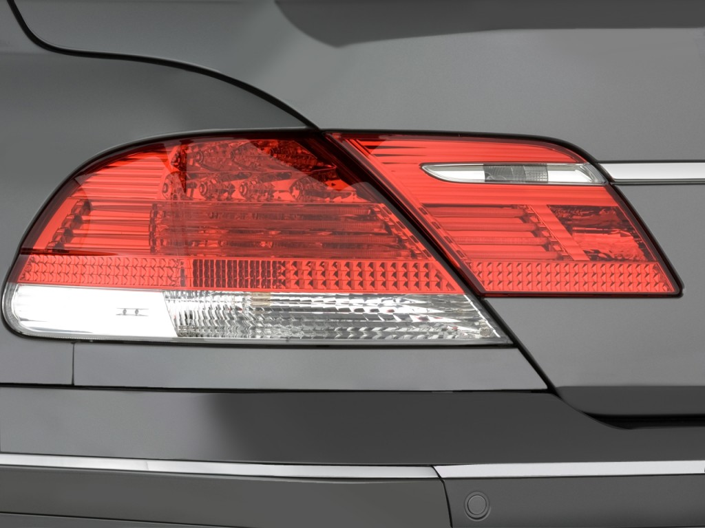 Image 2008 Bmw 7 Series 4 Door Sedan 750i Tail Light Size 1024 X 768 Type Gif Posted On