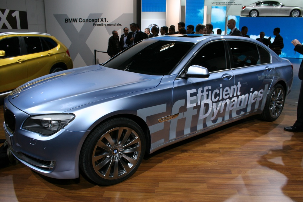 2008 BMW 7-Series Active Hybrid Concept