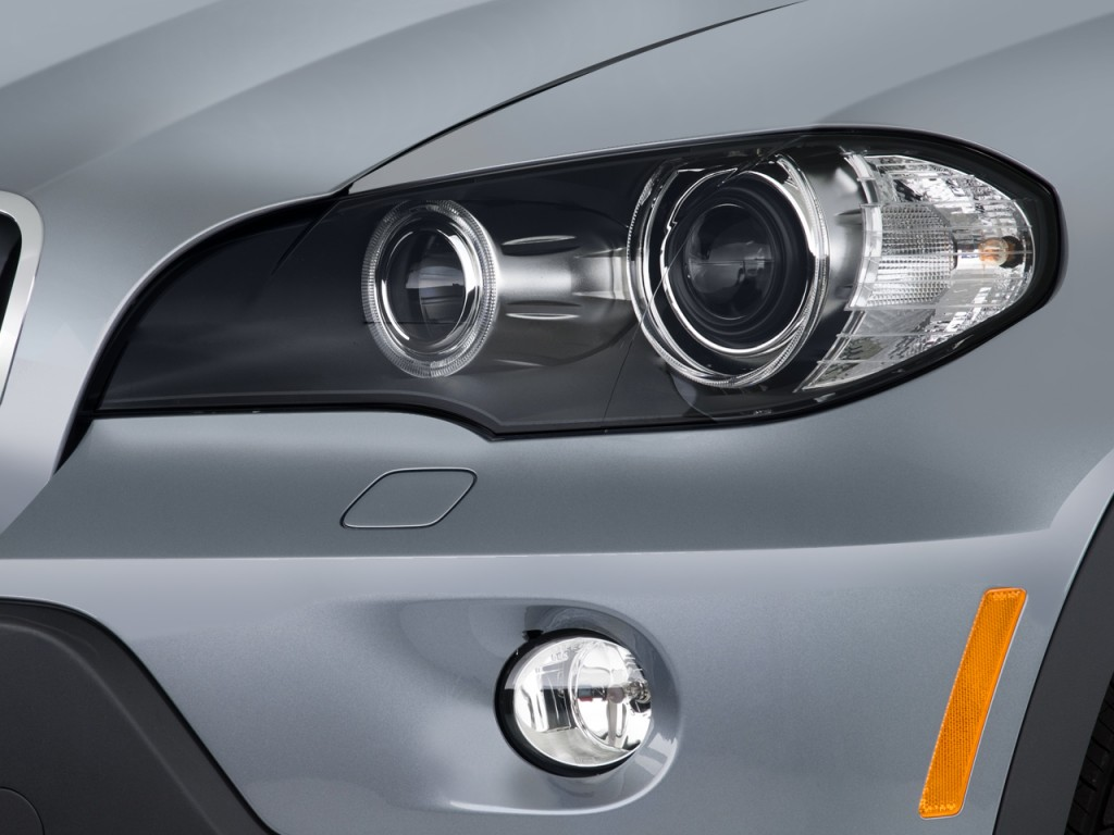 2008 bmw x5 series awd 4 door 3 0si headlight