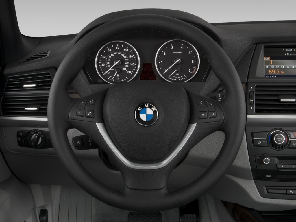 image 2008 bmw x5 series awd 4 door steering wheel. Black Bedroom Furniture Sets. Home Design Ideas