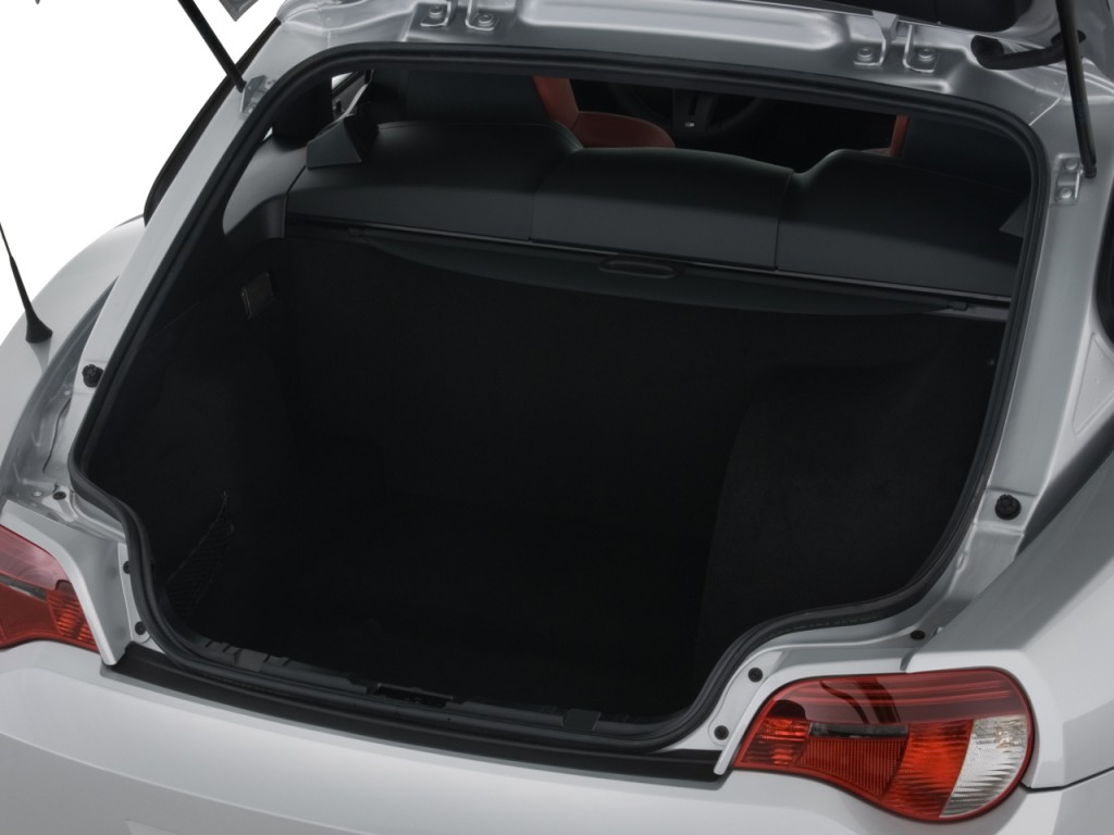 Image 2008 Bmw Z4 Series 2 Door Coupe M Trunk Size 1024