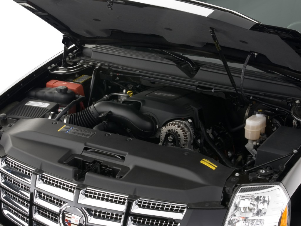 Image: 2008 Cadillac Escalade EXT AWD 4-door Engine, size ...