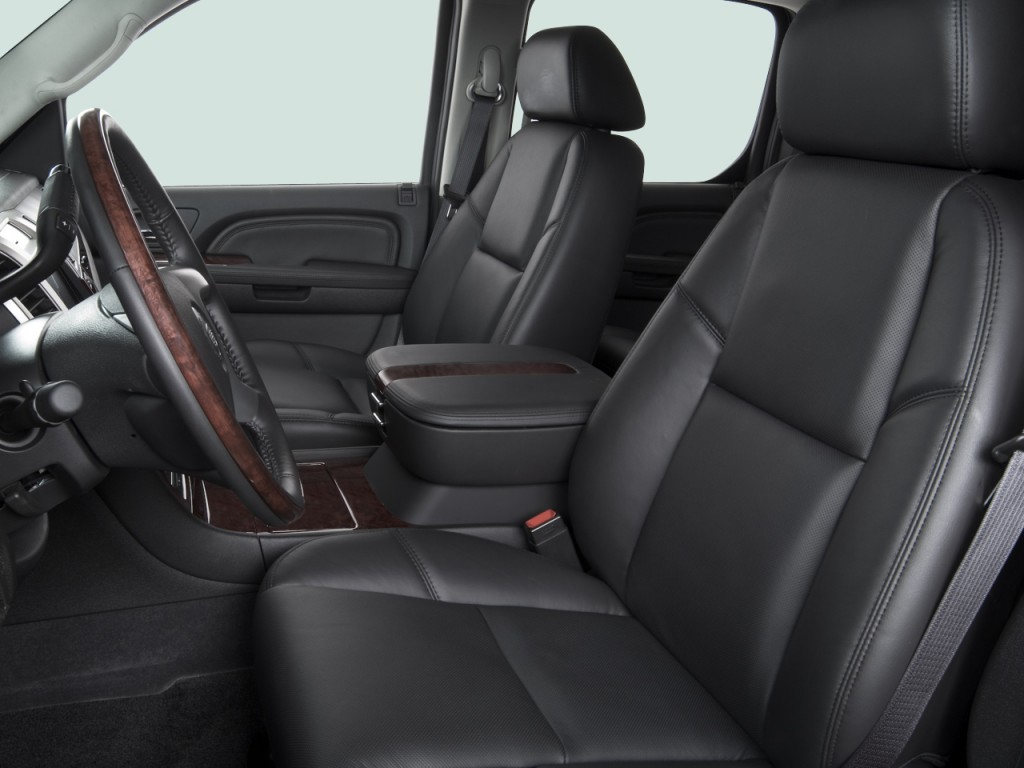 image 2008 cadillac escalade ext awd 4 door front seats size 1024 x 768 type gif posted on. Black Bedroom Furniture Sets. Home Design Ideas