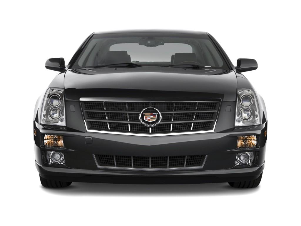 Image: 2008 Cadillac STS 4-door Sedan V6 RWD w/1SC Front ...