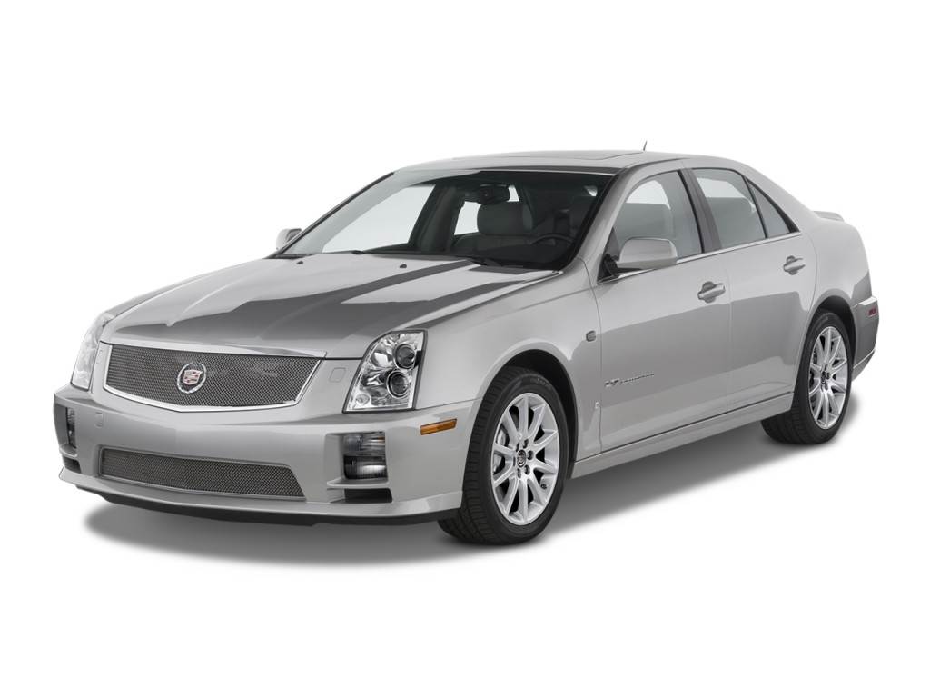 2008 Cadillac Sts V Review Ratings Specs Prices And Photos The Fuse Box On Cts Car Connection