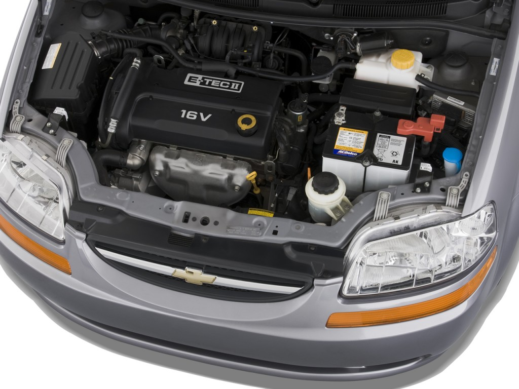 Chevrolet Aveo Dr Hb Ls Engine L