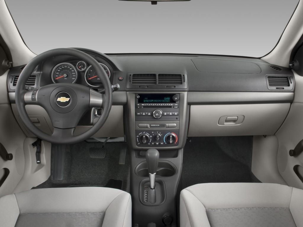 Cobalt chevy cobalt 2007 ls : Image: 2008 Chevrolet Cobalt 2-door Coupe LS Dashboard, size: 1024 ...