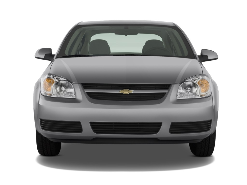 image 2008 chevrolet cobalt 4 door sedan ls front. Black Bedroom Furniture Sets. Home Design Ideas