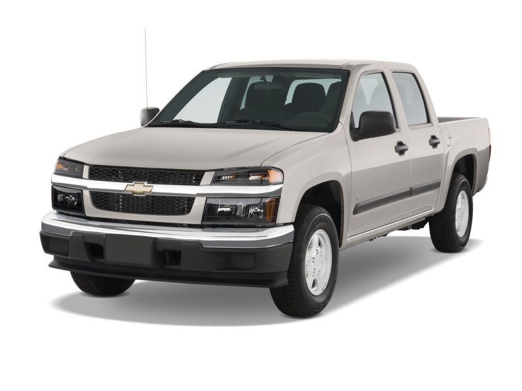 2008 Chevrolet Colorado (Chevy) Review, Ratings, Specs, Prices, and ...