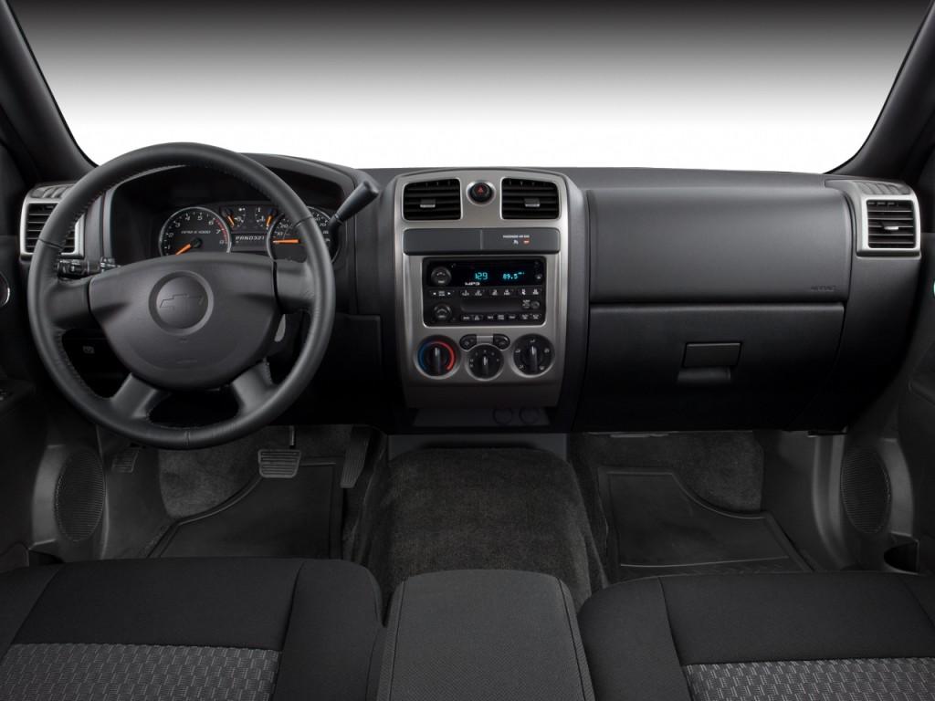 Colorado chevy colorado 2008 : Image: 2008 Chevrolet Colorado 2WD Crew Cab 126.0