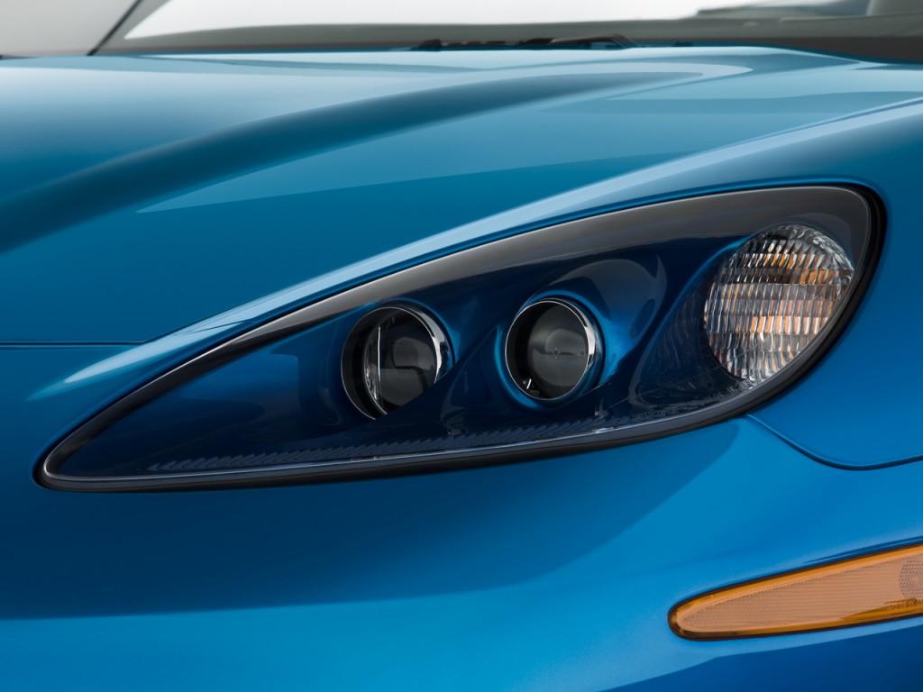 Image: 2008 Chevrolet Corvette 2-door Convertible ...