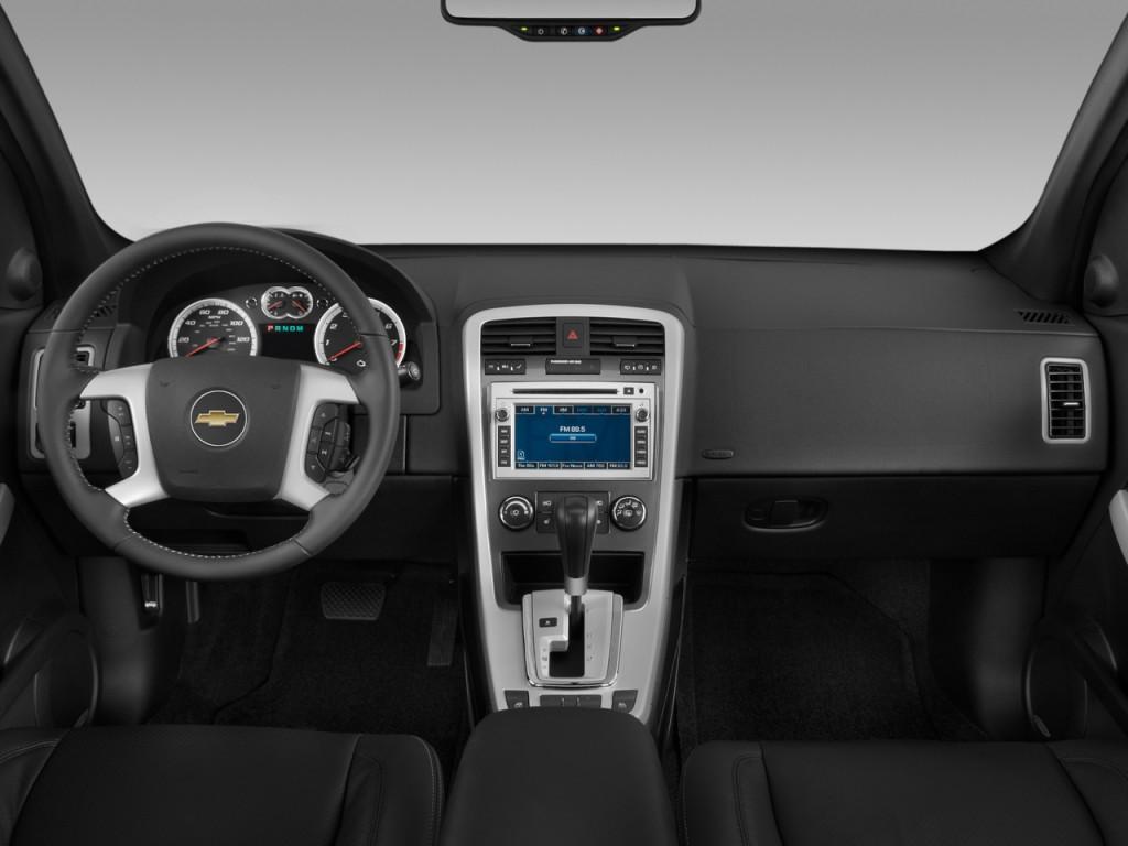 Equinox 2008 chevy equinox : Image: 2008 Chevrolet Equinox FWD 4-door Sport Dashboard, size ...