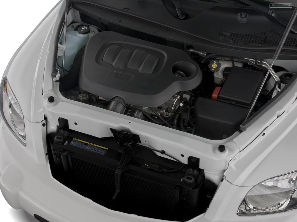 Image 2008 Chevrolet HHR FWD 4 door Panel LT Engine size
