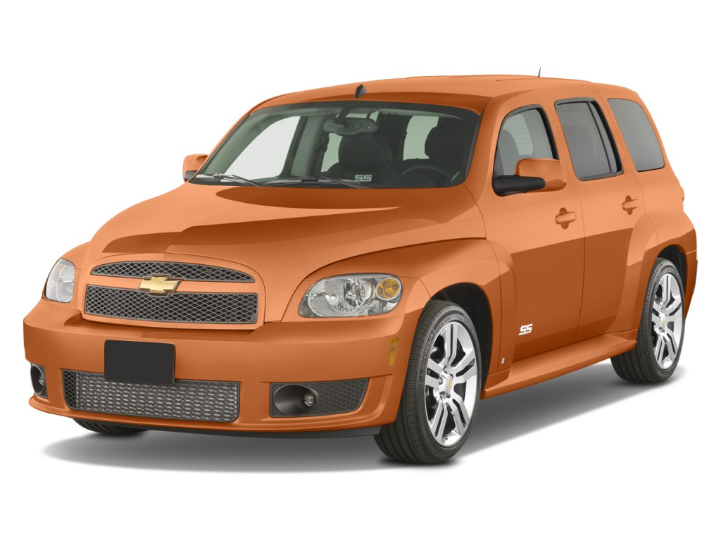 2008 Chevrolet Hhr Chevy Review Ratings Specs Prices And