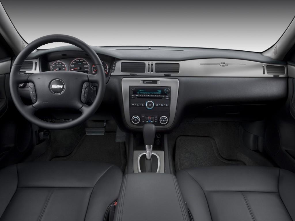 Image: 2008 Chevrolet Impala 4-door Sedan SS Dashboard, size: 1024 x 768, type: gif, posted on ...
