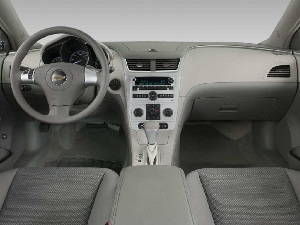 image 2008 chevrolet malibu 4 door sedan ls w 1ls. Black Bedroom Furniture Sets. Home Design Ideas
