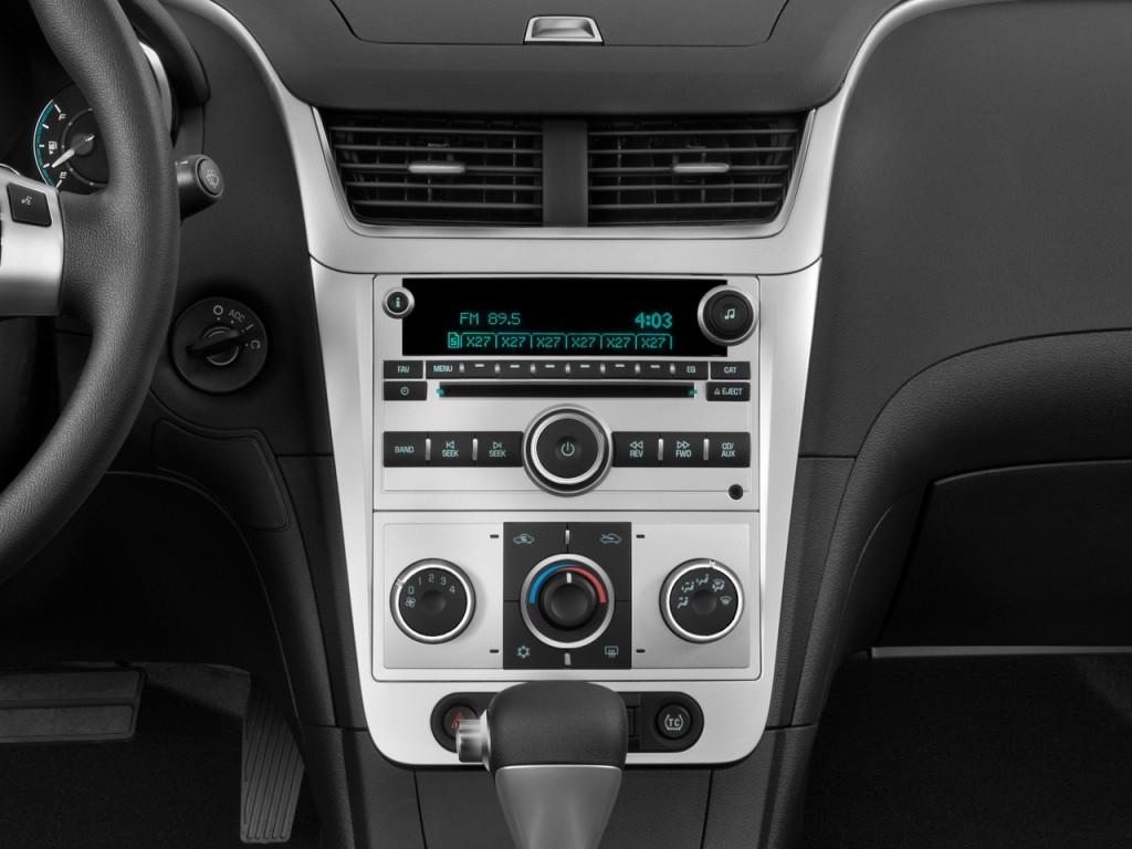 Image: 2008 Chevrolet Malibu 4-door Sedan LT w/1LT Instrument Panel, size: 1024 x 768, type: gif ...