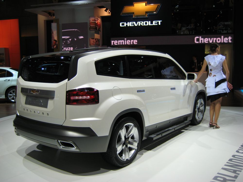 Image 2008 Chevrolet Orlando Concept Size 1000 X 750 Type Gif Posted On October 2 2008