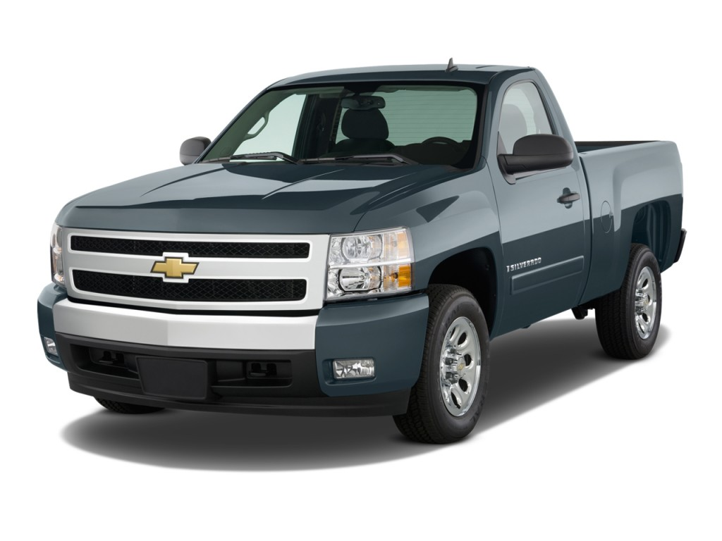 2008 Chevrolet Silverado 1500 (Chevy) Review, Ratings, Specs, Prices, and  Photos - The Car Connection