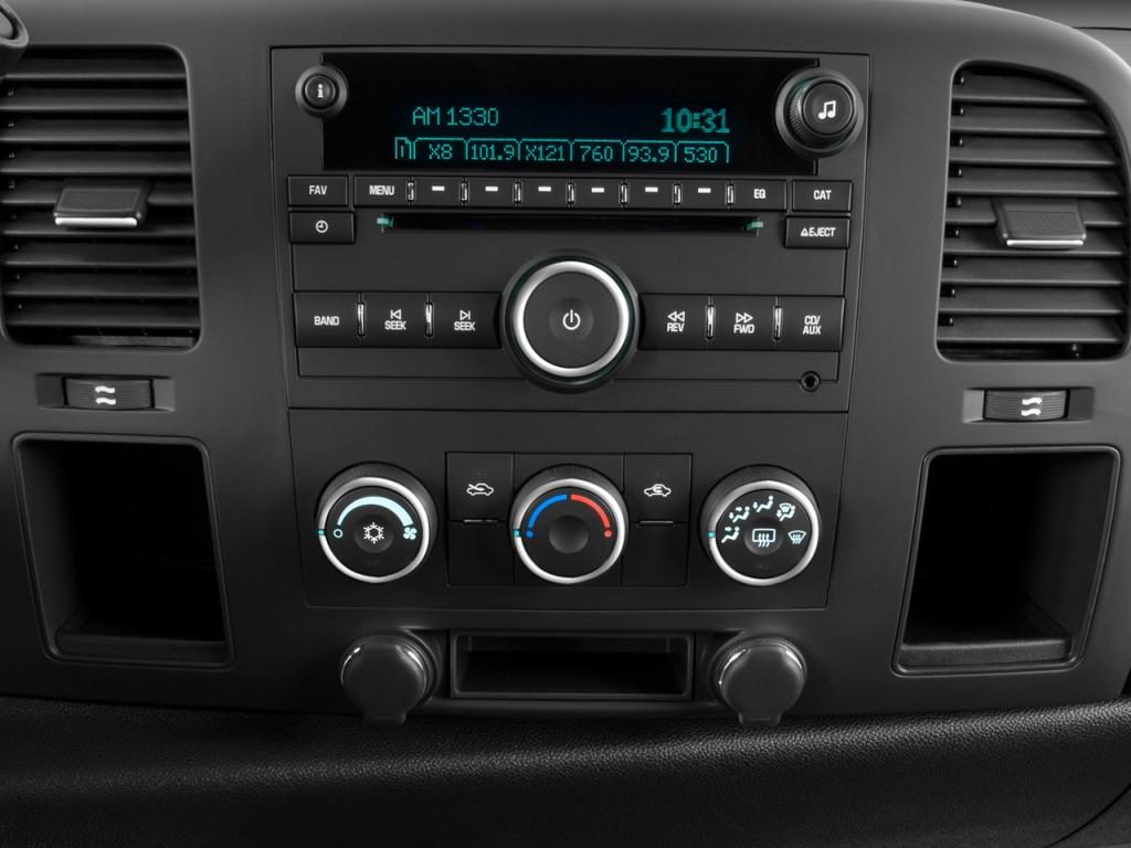 """Image: 2008 Chevrolet Silverado 1500 2WD Reg Cab 133.0"""" LT ..."""