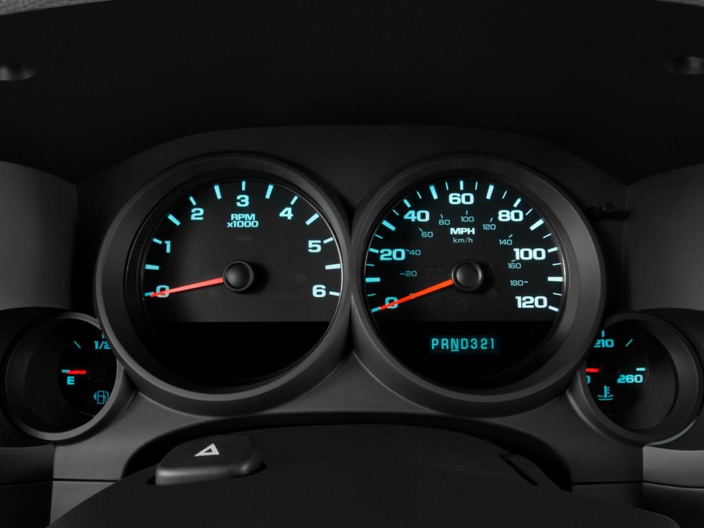 Image: 2008 Chevrolet Silverado 1500 2WD Reg Cab 133.0 ...
