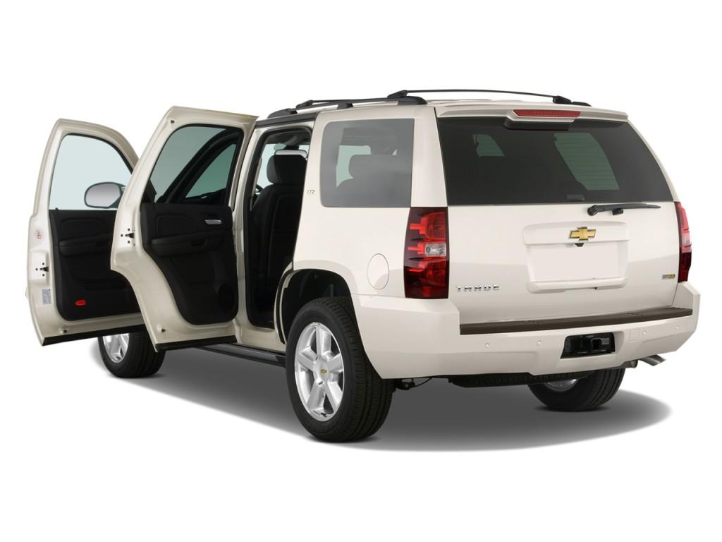 Image: 2008 Chevrolet Tahoe 2WD 4-door 1500 LTZ Open Doors ...