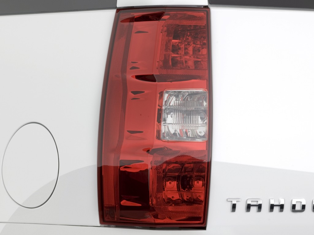 Image 2008 Chevrolet Tahoe Hybrid 2wd 4 Door Tail Light Size 1024 X 768 Type Gif Posted On