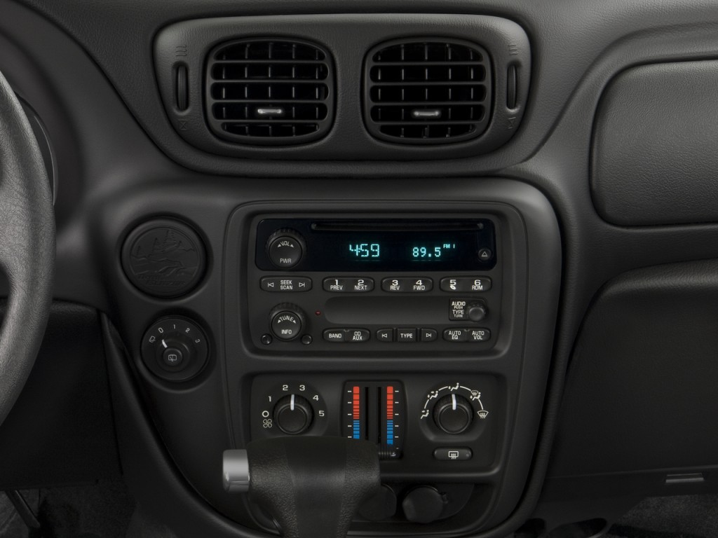 2004 Chevrolet Zr2 Central Fuse Box Diagram